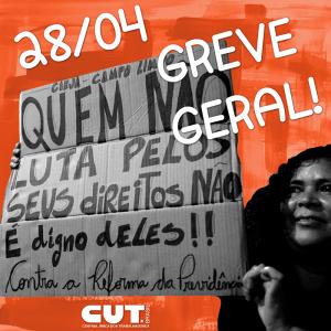 greve geral 28 de abril